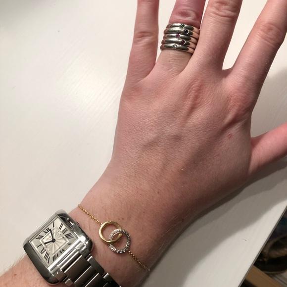 61d4b0c33 Tiffany & Co. Jewelry | Tiffany Co Elsa Peretti Stacking Ring | Poshmark